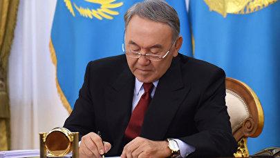 Нурсултан Назарбаев , архивное фото