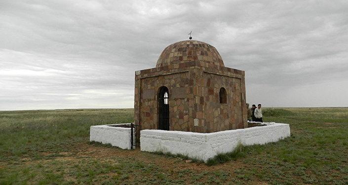 Могила Кейки батыра