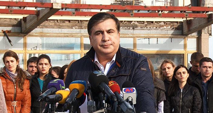 Мне надоело – Саакашвили об отставке, коррупции и воровстве на Украине