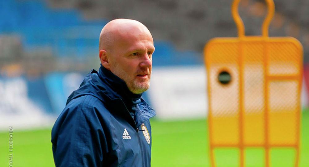 Главный тренер Национальной сборной Казахстана Михал Билек