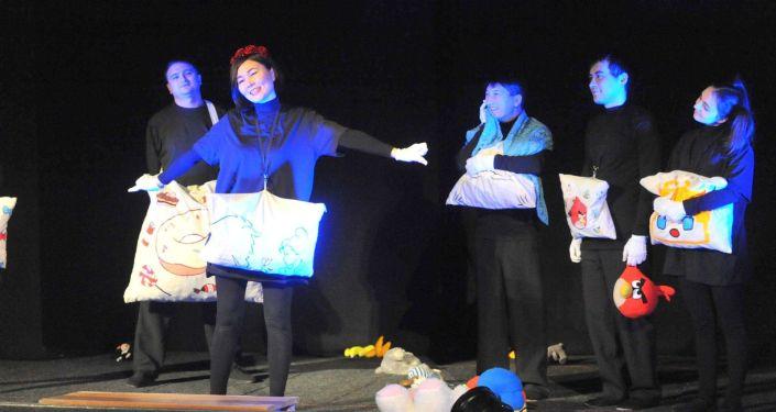 Северо-Казахстанский областной театр кукол