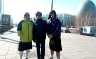 Шотландцы в Астане