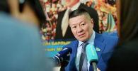 Депутат Бақытбек Смағұл