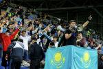 Болельщики сборной Казахстана по футболу