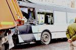 Нұр-Сұлтандағы автобус апаты
