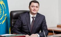 Камалжан Надыров назначен вице-министром здравоохранения Казахстана