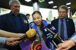 Элизабет Турсынбаева рассказала о своей победе