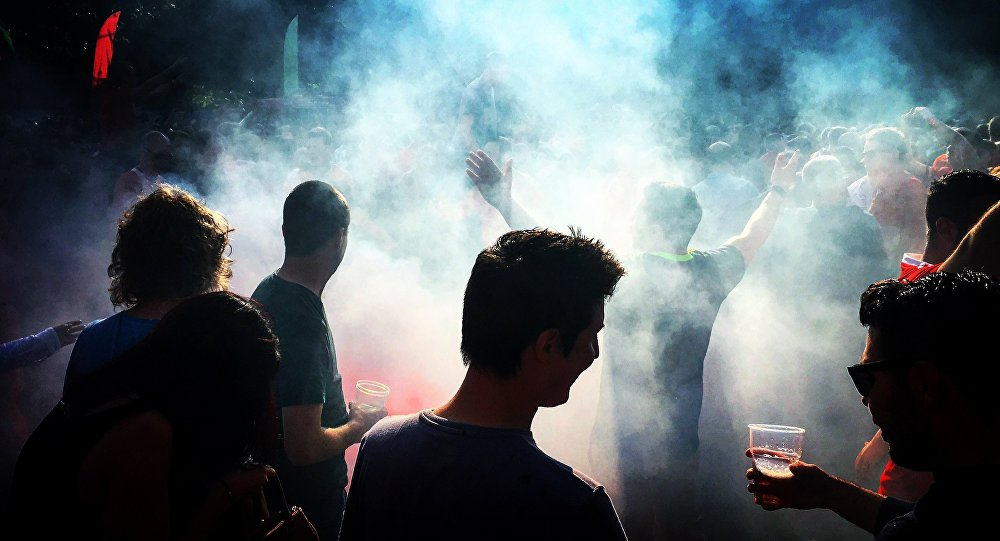 Дискотека, клуб, вечеринка