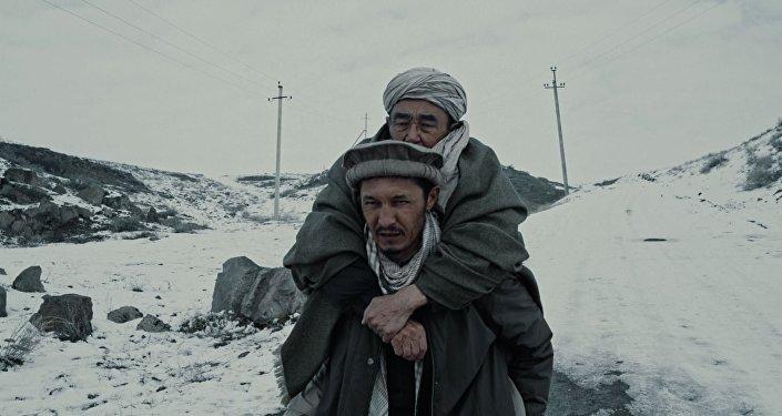 Кадр из фильма Оралман