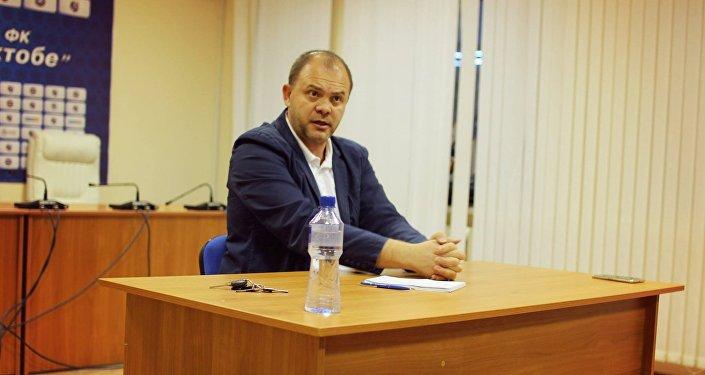 К8 годам тюрьмы приговорен прошлый гендиректорФК «Актобе» Дмитрий Васильев