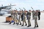 Ми-8 апатынан қаза тапқан әскерилерді ақтық сапарға шығарып салды