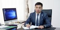 Вице-министр цифрового развития, оборонной и аэрокосмической промышленности.