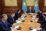 Президент Казахстана Касым-Жомарт Токаев принял представителей политических партий