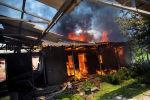 Пожар, архивное фото