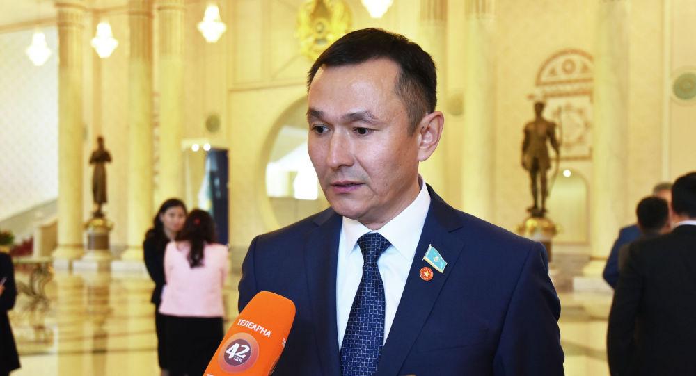Мәжіліс депутаты Айқын Қоңыров