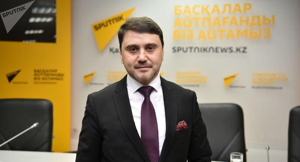 Первый заместитель председателя Совета муфтиев России и Духовного управления мусульман России Рушан Аббясов