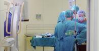 Прием в больнице, архивное фото