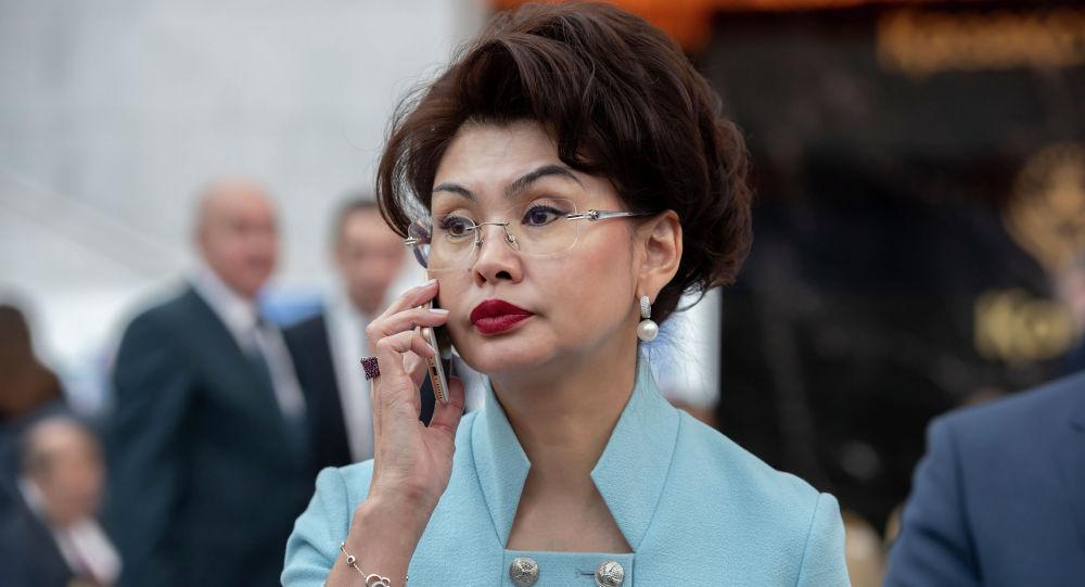 Помощник президента Казахстана Аида Балаева