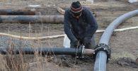 В поселке Косшы решают проблему с питьевой водой