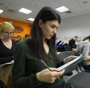 Заковырки - подковырки: как астанчане написали Тотальный диктант – видео