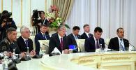 Қасым-Жомарт Тоқаевтың Өзбекстанға сапары