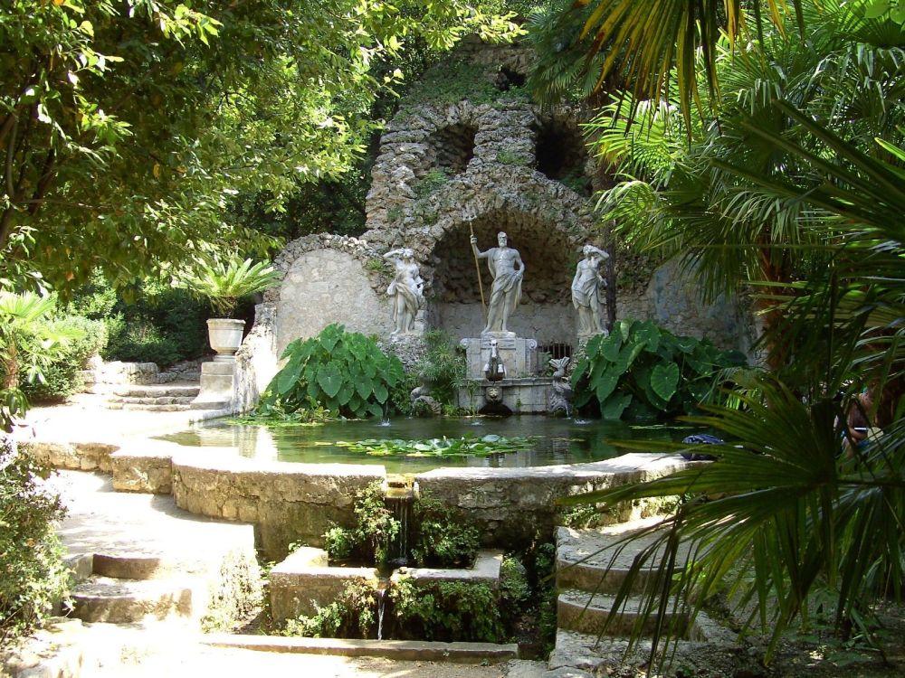 Сады Королевской Гавани неподалеку от Дубровника