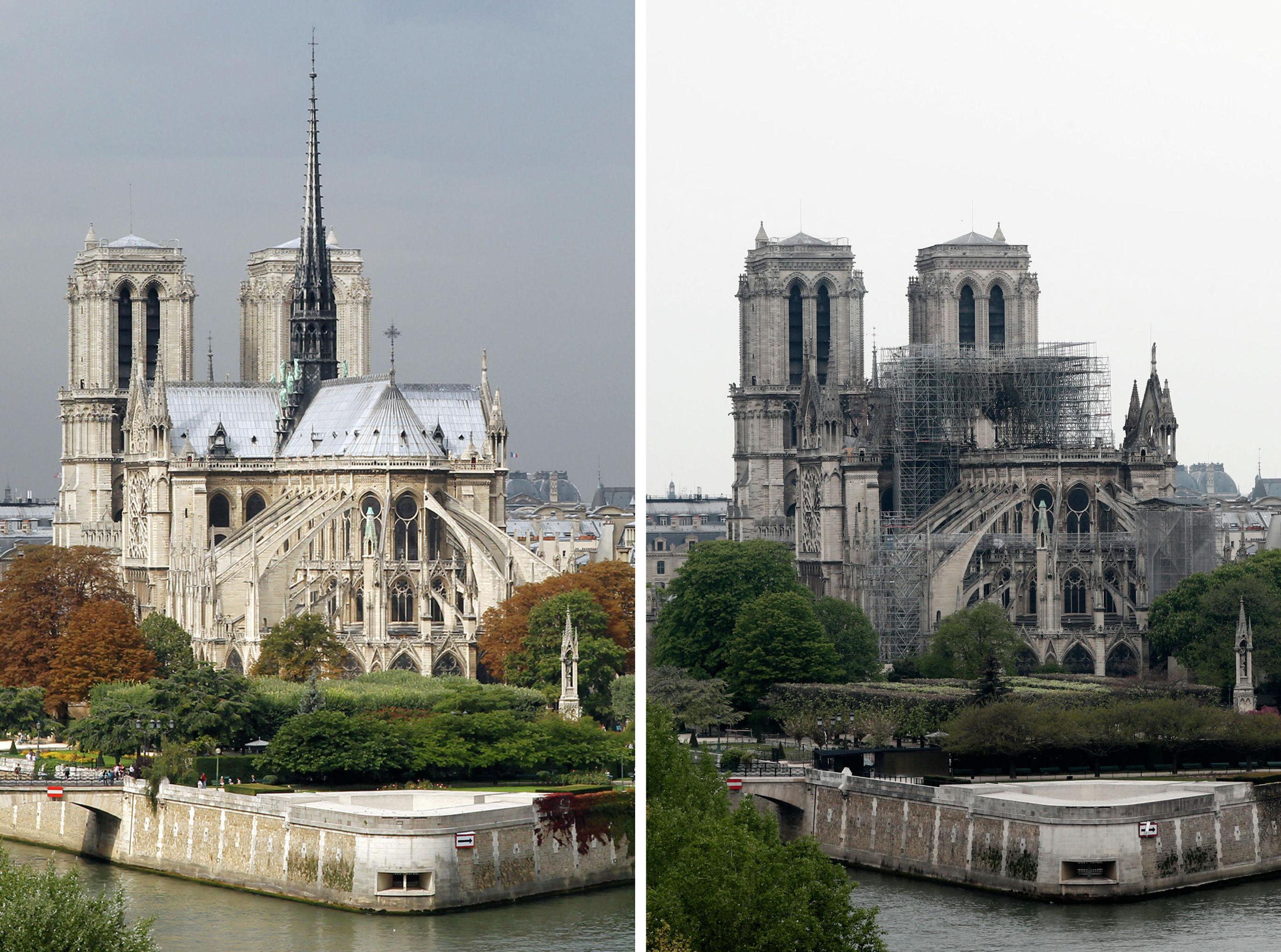 Франция до и после картинки