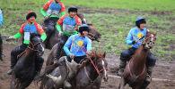 Первый чемпионат Азии среди молодежи по национальным конным видам спорта