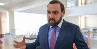 Руководитель проекта Трезвая Россия Султан Хамзаев