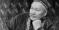 Казахский писатель Сабит Муканов
