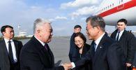 Президент Республики Корея Мун Чжэ Ин прибыл с государственным визитом в Казахстан