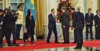 Қасым-Жомарт Тоқаев Оңтүстік Корея президенті Мун Чжэ Инді қарсы алды