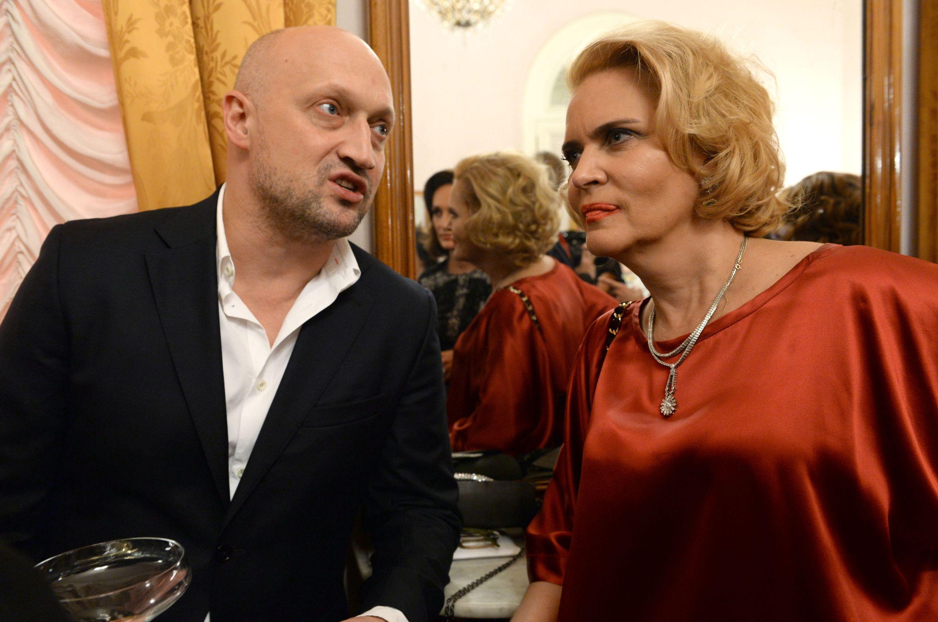 Алена Яковлева мен Гоша Куценко