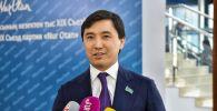 Депутат маслихата Алматы Кайрат Кудайберген