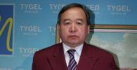 Известный журналист, писатель, общественный деятель Садыбек Тугел