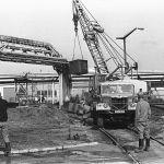 Чернобыль АЭС аумағындағы апаттан кейінгі жұмыс