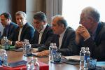 Делегация Ирана на двусторонней встрече с делегацией России в рамках Астанинского процесса по Сирии