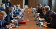 Двусторонняя встреча представителей России и Ирана в рамках Астанинского процесса по Сирии