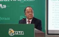 Кандидат от партии Ауыл Рахимбеков Толеутай