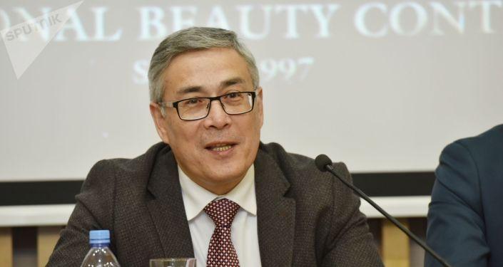 Заместитель главы нацкомпании Kazakh Tourism Тимур Дуйсенгалиев