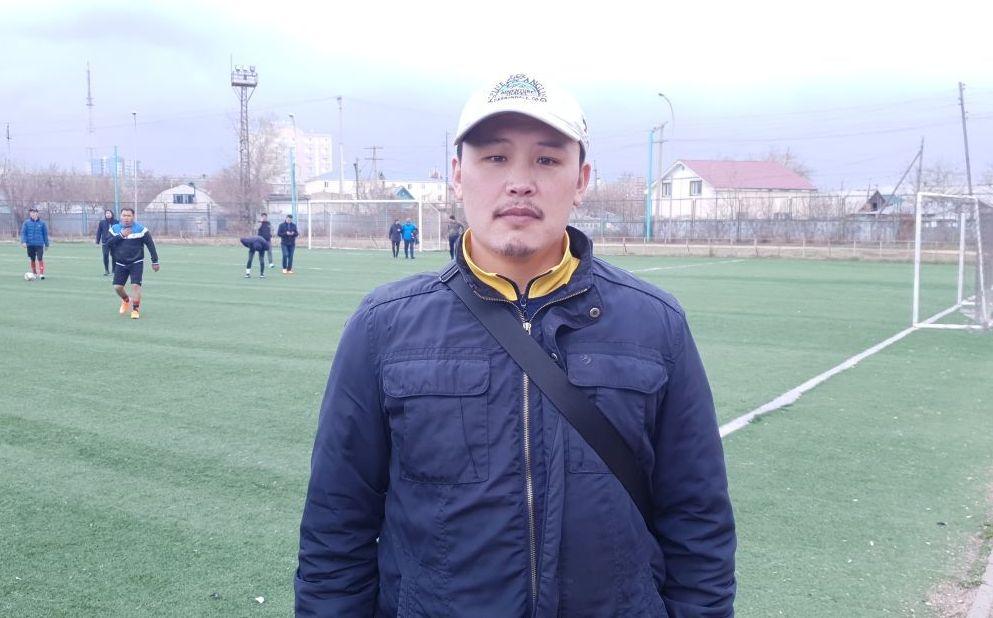Моңғолиядан келкен қазақ спортшысы Айболат Жұлдызұлы