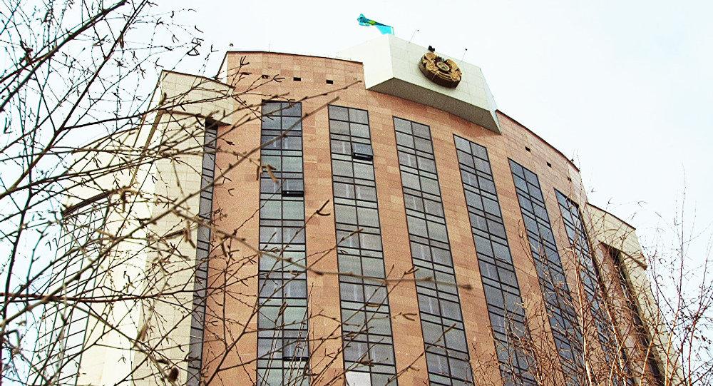 Министерство внутренних дел Казахстана