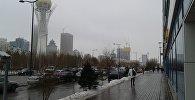 Астанадағы көктайғақ