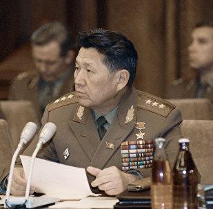 Генерал-полковник Сагадат Нурмагамбетов