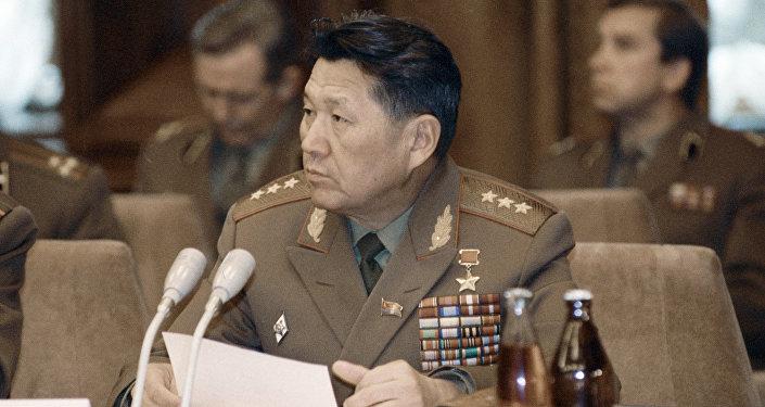 Генерал-полковник Сағадат Нұрмағамбетов