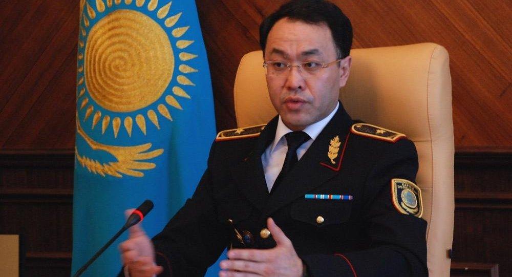 Қайрат Қожамжаров