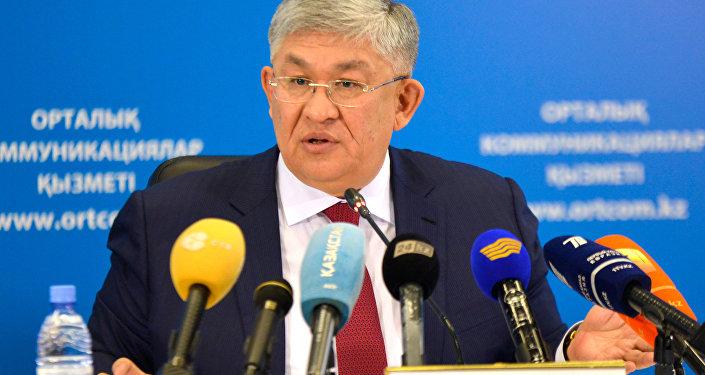 Крымбек Кушербаев