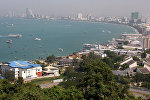Архивное фото города Паттайя в Таиланде