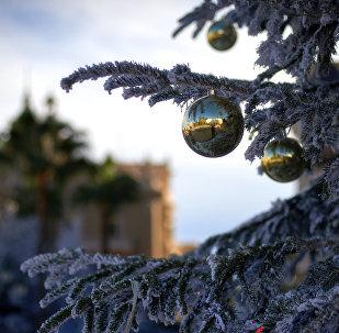Рождество. Архивное фото - рекадр