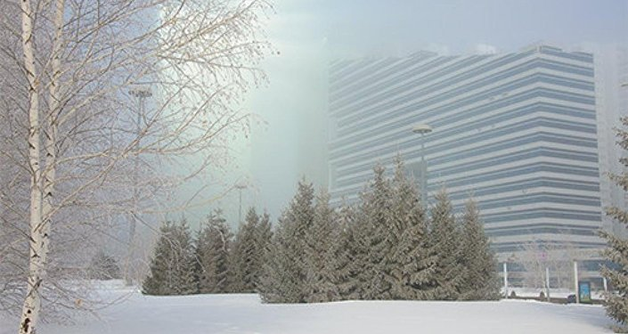 Попредварительным данным «Казгидрометцентра», метели иморозы ожидаются наюге Казахстана